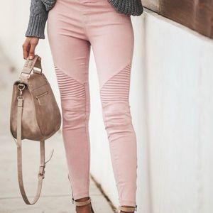 🌙 Vici • Piper Leggings (Blush)